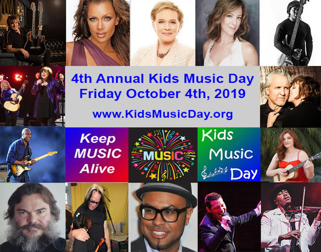 """The Twelfth Fret Celebrates 4th Annual """"Kids Music Day"""" 2019"""