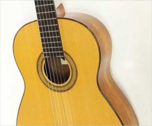 Kolya Pnhauyzen Classical Guitar, 1983