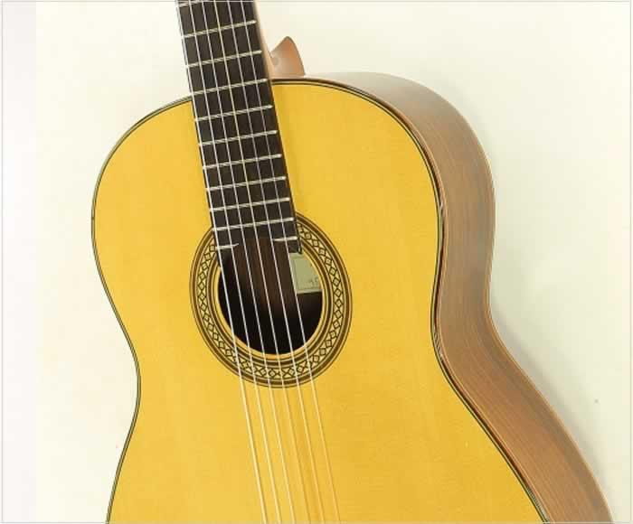 Kolya Panhuyzen Professional Classical Guitar, 1980 - The Twelfth Fret