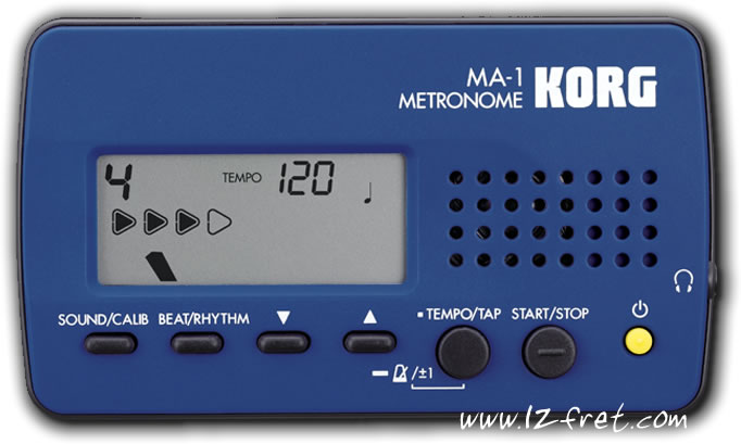 Korg MA-1 Metronome - The Twelfth Fret