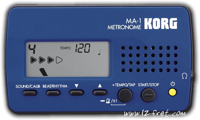 Korg MA-1 Metronome - The Twelfth Fret