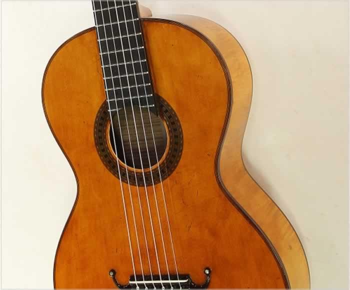 Lacote style 'La Romantica' Guitar by Milestones of Music, 2017 - The Twelfth Fret