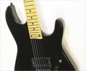 Lado Supra 1 Neck Through Solidbody Black, 1991 - The Twelfth Fret