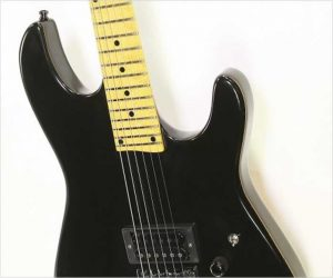 ❌SOLD❌ Lado Supra 1 Neck Through Solidbody Black, 1991