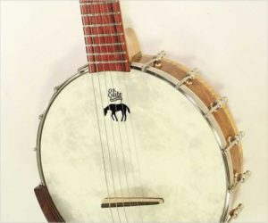 ❌SOLD❌   Lame Horse Gitjo 6-String Guitar Banjo, 2009