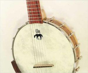 Lame Horse Gitjo 6-String Guitar Banjo, 2009