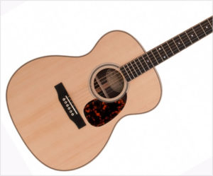 Larrivee D-40/OM-40 Legacy Acoustic Guitar - the Twelfth Fret