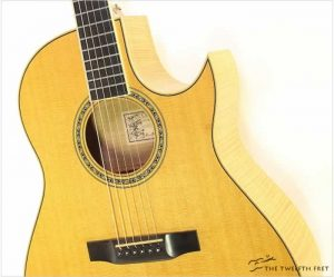 Larrivee C09M Cutaway Maple Natural, 1991 - The Twelfth Fret