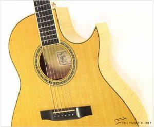 Larrivee C09M Cutaway Maple Natural, 1991 - The Twelfth Fret