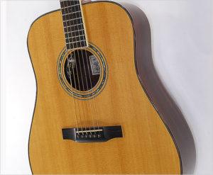 Larrivee D-09 Rosewood Dreadnought Guitar, 1996 - The Twelfth Fret