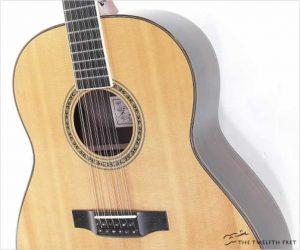 Larrivee LJ15 Rosewood Jumbo 12-String Guitar, 1992