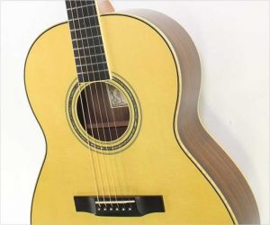 ❌SOLD❌Larrivee LS 09 Small Body Steel String Natural, 2000