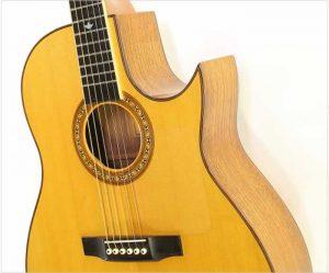 Larrivee LV09 Florentine Cutaway Guitar, 1987 - The Twelfth Fret