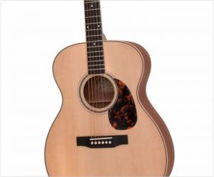 Larrivee OM-03 Recording Series Mahogany, - The Twelfth Fret
