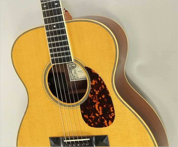 Larrivee OM-60 SH Orchestra Model Acoustic Guitar, 2005 - The Twelfth Fret