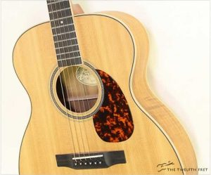 Larrivee OM03 Austrian Walnut Steel String Guitar - The Twelfth Fret