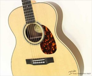 Larrivee OM 40R Legacy Series Natural Satin