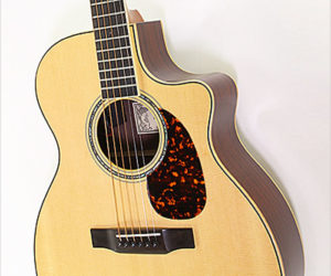SOLD!!! Larrivee OMV-09 Cutaway Steel String Guitar, 2009