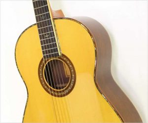 Larrivee OO Body Steel String Guitar Rosewood, 1976 - The Twelfth Fret
