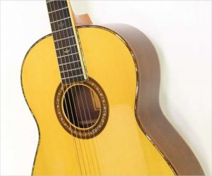 Larrivee OO Body Steel String Guitar Rosewood, 1976