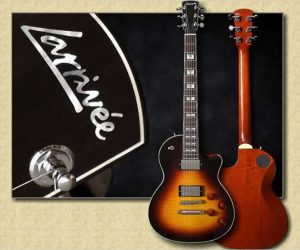 (Discontinued)Larrivee RS 4 Solidbody Electric Guitar