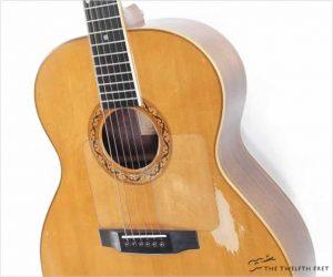 ❌SOLD❌ Laskin Cedar Top Steel String Guitar, 1977