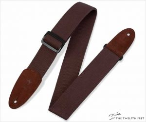Levy's MC8 Cotton Guitar Strap