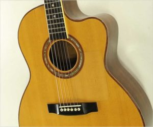 Linda Manzer Cutaway Steel String Guitar Natural 1980