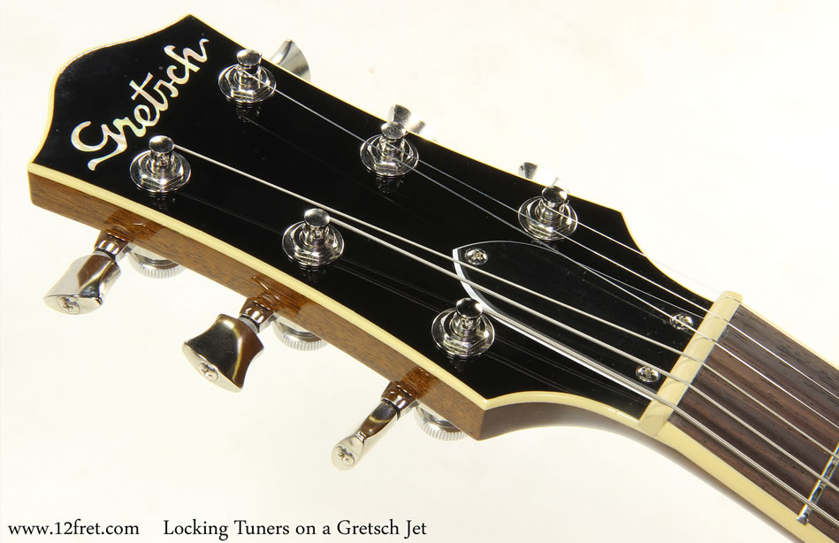 About Locking Tuners - Patrick Keenan - The Twelfth Fret