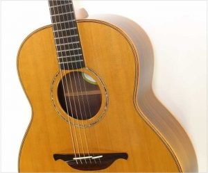 Lowden F25 Steel String Guitar Natural, 2000 - The Twelfth Fret