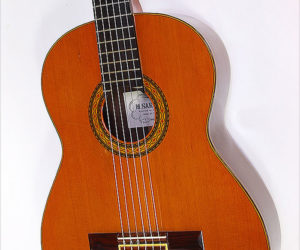 ❌ SOLD ❌ M. Sakurai No.5 Classical Guitar, 1976