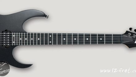 Made in Japan – Ibanez Prestige RG - The Twelfth Fret