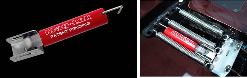 Mag-Lok: Anti-Deflection device