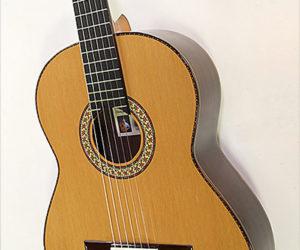 SOLD!  Manuel Rodriguez Hijos FC Classical Guitar, 2011