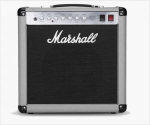 Marshall Silver Jubilee Studio 2525c 5/20 Watt 1x12 Tube Combo Amplifier