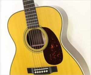 Martin 000-28EC Eric Clapton Signature Model, Natural - The Twelfth Fret
