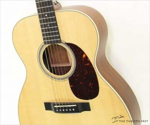 Martin 00016E Steel String Guitar Natural