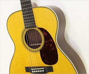 Martin 000 28EC Eric Clapton Signature Guitar, 2019