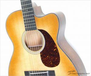 Martin 0014F Cutaway Guitar Toasted Burst, 2015