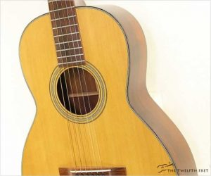 Martin 0021NY Brazilian Rosewood Steel String, 1962