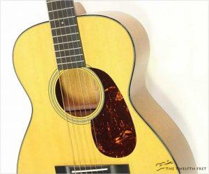 Martin 018 Standard Steel String Guitar Natural