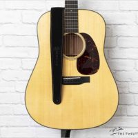 Martin Acoustic Guitar Strap Suede - The Twelfth Fret