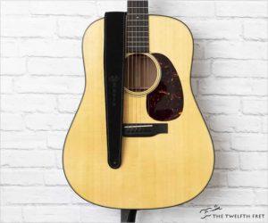 Martin Acoustic Guitar Strap Suede