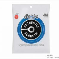 Martin Authentic Acoustic SP Guitar Strings - The Twelfth Fret