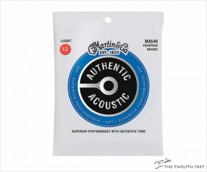 Martin Authentic Acoustic SP Guitar Strings