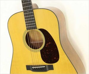 Martin D-18 Dreadnought Steel String Guitar