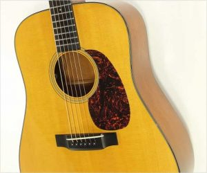 Martin D-18V Sitka Top Dreadnought, 2007