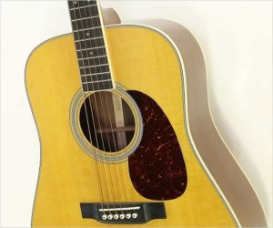 Martin D-28 Dreadnought Guitar