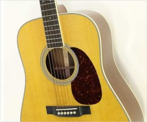 Martin D-35 Dreadnought Steel String Guitar - The Twelfth Fret