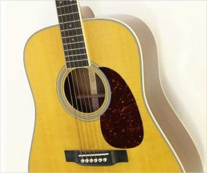 Martin D-35 Dreadnought Steel String Guitar